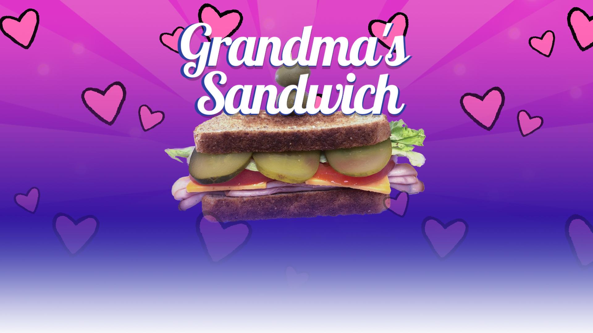 Sandwich Banner