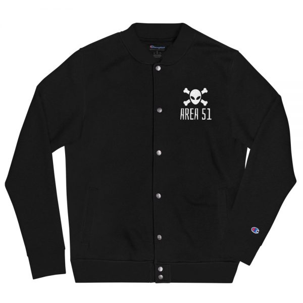 Area 51 Bomber Jacket