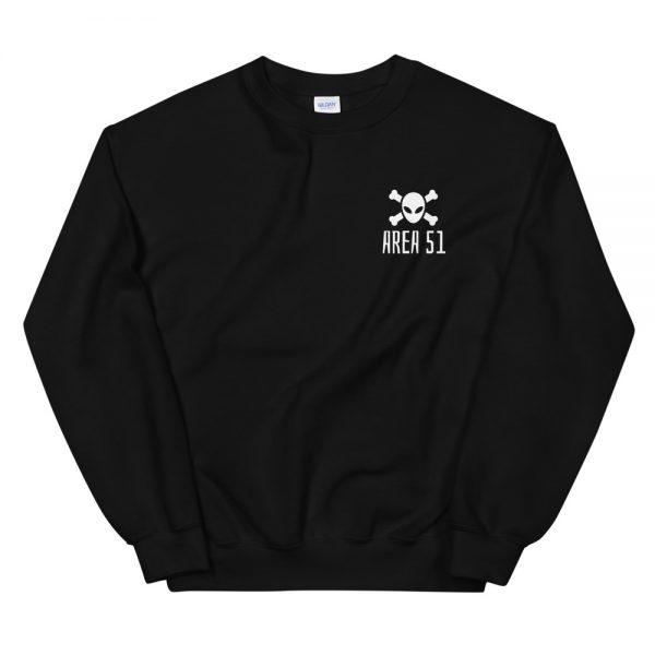 Area 51 Jersey Sweatshirt