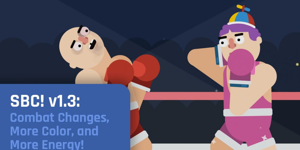 Combat Changes, More Color, and More Energy! – Super Boxing Championship! v1.3 Dev Notes
